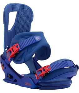 Burton Cartel Re:Flex Snowboard Bindings Super Blue