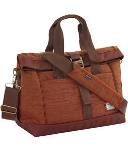 Burton Charter Messenger Bag Wood Grain 24L
