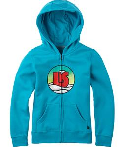 Burton Circle Full Zip Hoodie Shore Break