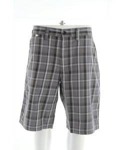 Burton Clarence Shorts Charcoal