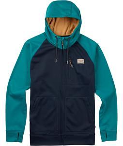 Burton Classic Bonded Full-Zip Lite Hoodie