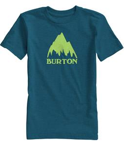 Burton Classic Mountain T-Shirt Celestial Heather