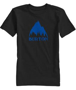 Burton Classic Mountain T-Shirt True Black Heather