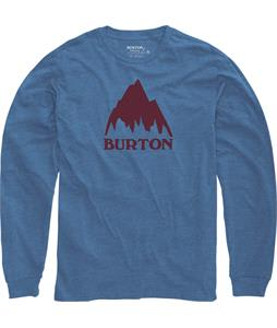 Burton Classic Mountain L/S T-Shirt Provence Heather
