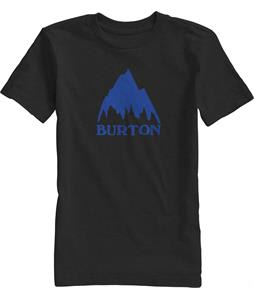 Burton Classic Mountain T-Shirt True Black