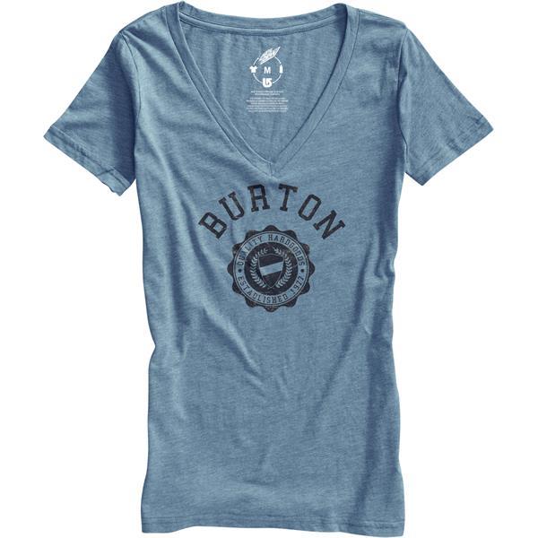 Burton Co-Ed Recycled V-Neck T-Shirt