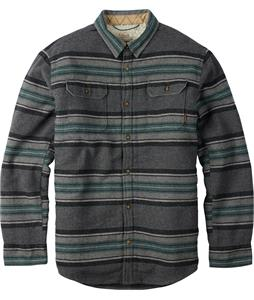 Burton Cole Flannel Sea Pine Pitkin Stripe