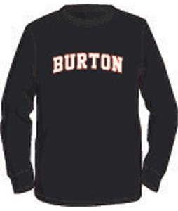Burton College L/S T-Shirt True Black