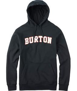 Burton College Pullover Hoodie True Black