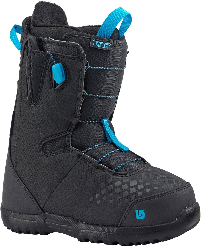 Burton Concord Smalls Snowboard Boots Kids Youth 2018