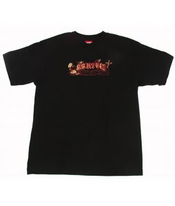 Burton Cookin Meat T-Shirt Black
