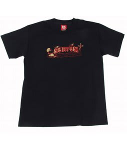 Burton Cookin Meat T-Shirt Navy