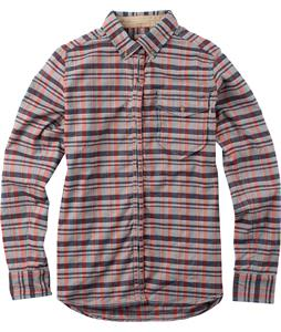 Burton Cora Flannel Monument Heather Gibson Plaid