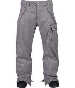 Burton Covert Insulated Snowboard Pants Bog Heather