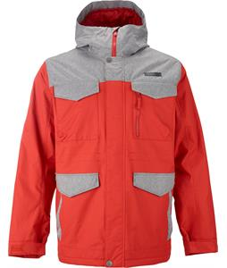 Burton Covert Snowboard Jacket Campfire/Heather Bog