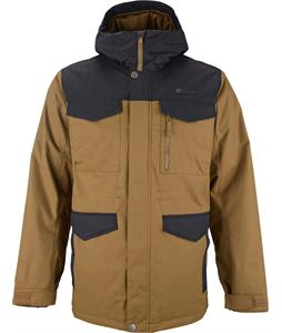 Burton Covert Snowboard Jacket Hickory/True Black