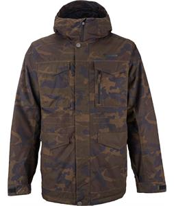 Burton Covert Snowboard Jacket Lowland Camo