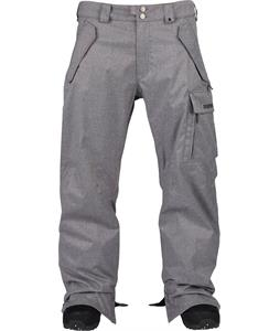 Burton Covert Snowboard Pants Bog Heather