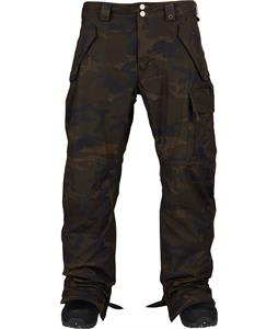 Burton Covert Snowboard Pants Lowland Camo