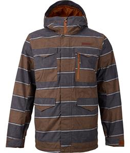 Burton Covert Snowboard Jacket True Penny Nyack Stripe