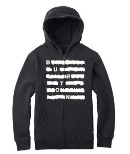 Burton Crossed Full-Zip Hoodie True Black