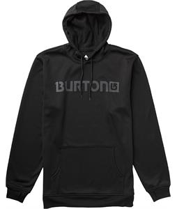 Burton Crown Pullover Bonded Hoodie True Black