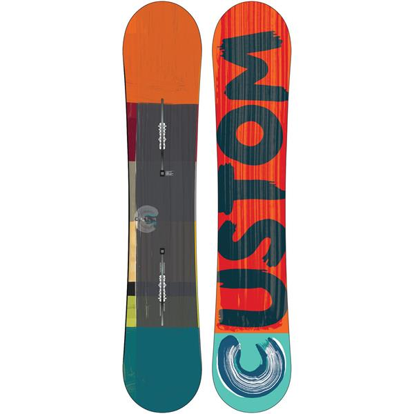 Burton Custom Flying V Wide Snowboard