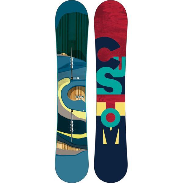 Burton Custom Flying V Wide Blem Snowboard