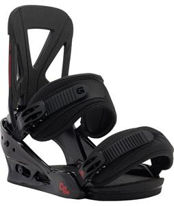 Burton Custom Re:Flex Snowboard Bindings Black/Red