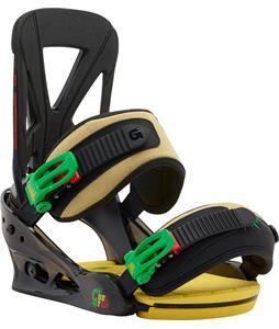 Burton Custom Re:Flex Snowboard Bindings Fresh Mon