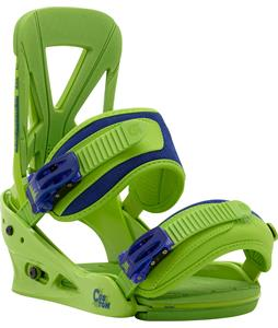 Burton Custom Re:Flex Snowboard Bindings Grassland