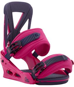 Burton Custom Re:Flex Snowboard Bindings Magentlemen