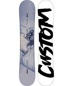 Burton Custom Twin Flying V Blem Snowboard