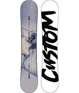 Burton Custom Twin Flying V Wide Blem Snowboard