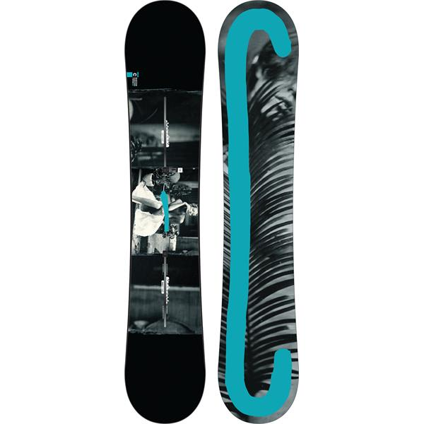 Burton Custom Twin Flying V Wide Snowboard