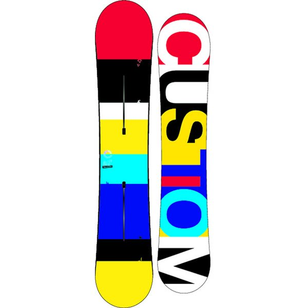 Burton Custom V-Rocker LTD Snowboard