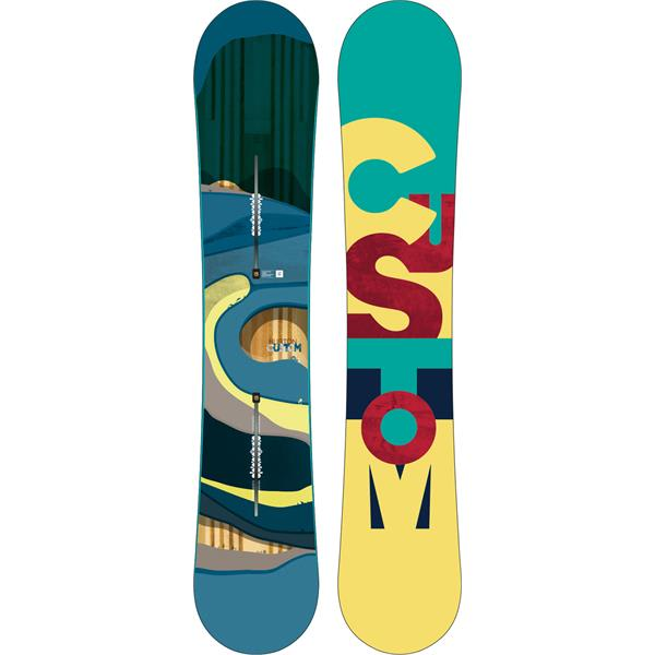Burton Custom Wide Blem Snowboard