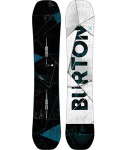 Burton custom x 2018 test