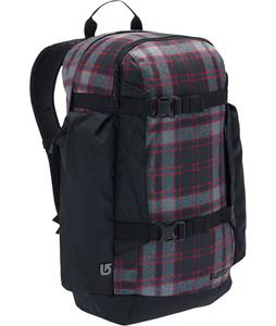 Burton Day Hiker 25L Backpack Hunting Plaid