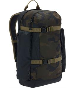 Burton Day Hiker 25L Backpack Lowland Camo Herringbone