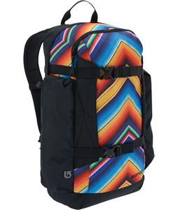 Burton Day Hiker 25L Backpack Fish Blanket Print 25L