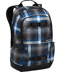Burton Day Hiker 20L Backpack Cobalt Springer Plaid