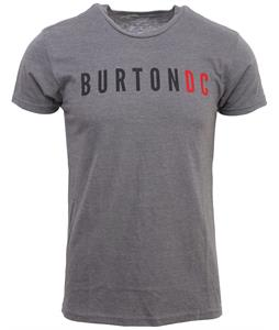 Burton DC Textured Recycled T-Shirt