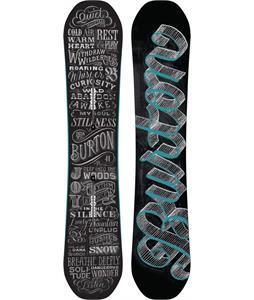 Burton Deja Vu Flying V Blem Snowboard 141