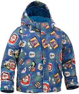 Burton Disney/Pixar Minishred Amped Jacket Pixar Print 4T