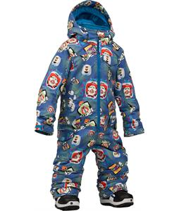 Burton Disney/Pixar Minishred Striker One Piece Suit