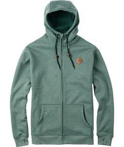 Burton Distill Hoodie Duck Green Heather
