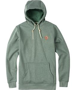 Burton Distill Pullover Hoodie Duck Green Heather