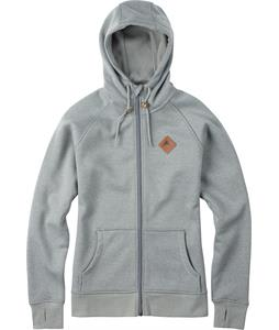 Burton Distill Hoodie Pewter Heather