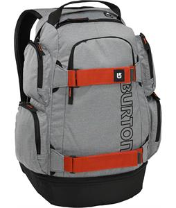 Burton Distortion Backpack Pewter Heather 29L